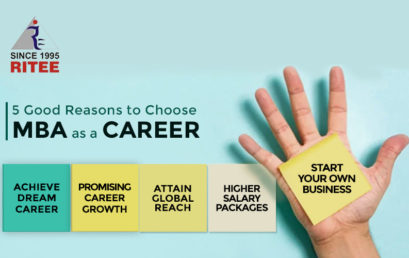 5 Good Reasons to Choose MBA as a Career